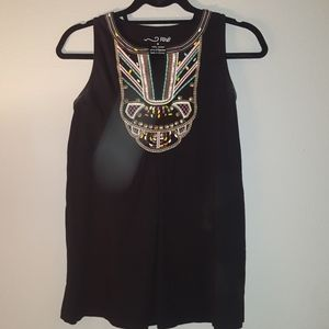RXB Black blouse